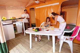 espace vie bungalo camping vendee