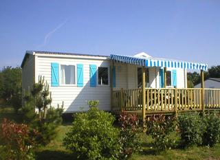 Mobil-Home Grand Confort 3ch 8 pers